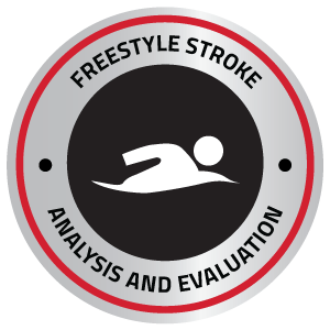 Badge IMU Freestyle Stroke